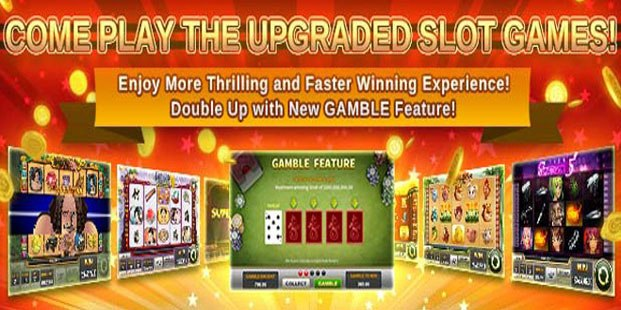 Maxbet casino upgraded slot games feature