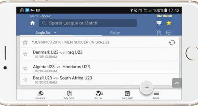 Maxbet Mobile Sports