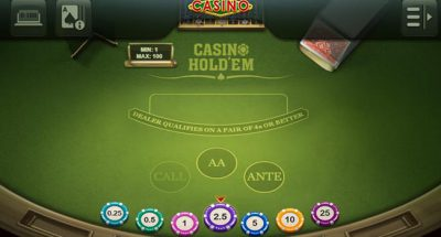 Maxbet mobile slot game casino holdem featured