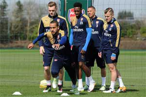 MAXBET arsenal preparations