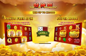 Casino Game in MAXBET