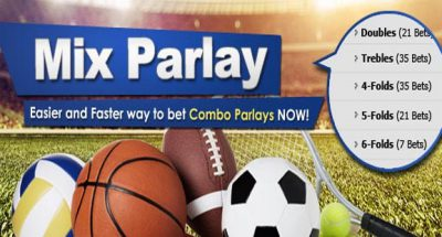 Mix parlay in Maxbet
