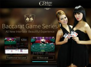 Gold Deluxe Live Casino