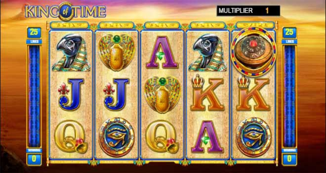 MAXBET king of time feature