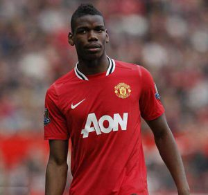 MAXBET paul pogba manchester united 2012