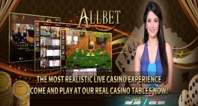 MAXBET Allbet the most realistic live casino experience