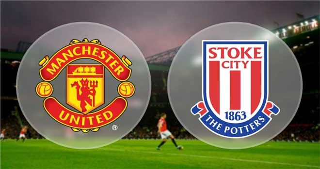 MAXBET manchester united against stoke city