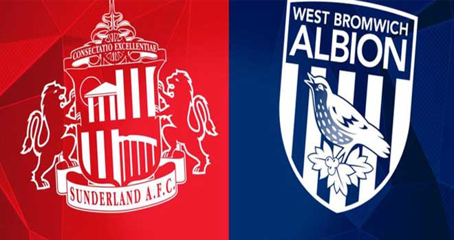 MAXBET sunderland against west bromwich