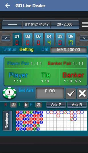 live casino online iphone