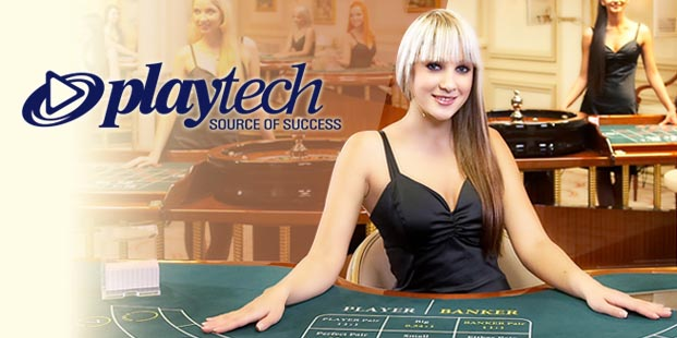 Playtech main live dealer banner